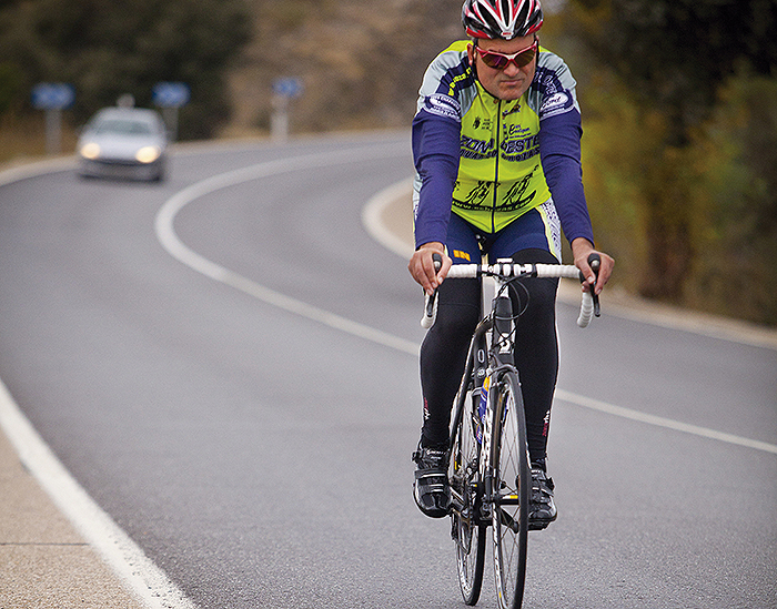 Picotécnicos: Comobity, la App 'segura' para ciclistas