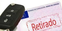 Renovar carné de conducir: Todas las infracciones con retirada de puntos