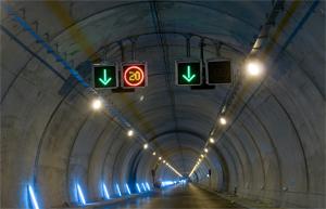 Psikoteknikoak: Tunel segurtasuna