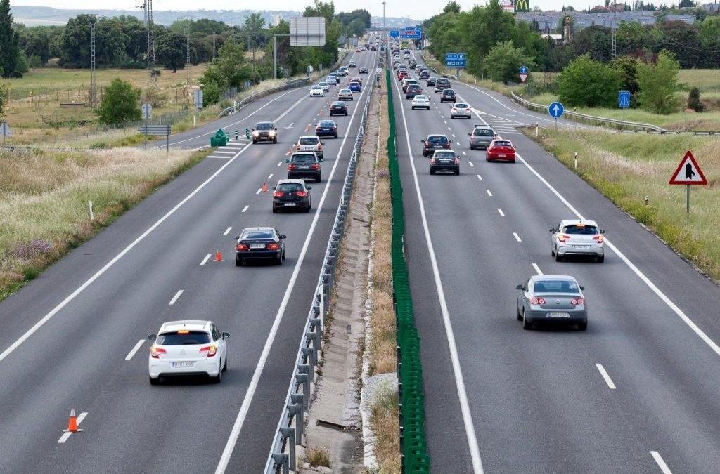 Renovar carné de conducir: Dispositivo especial de Tráfico para el puente 1º de mayo.