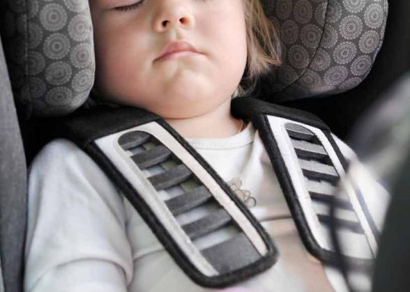 Psicotécnicos: Los sistemas de retención infantil reducen el 95% de lesiones graves si se utilizan bien