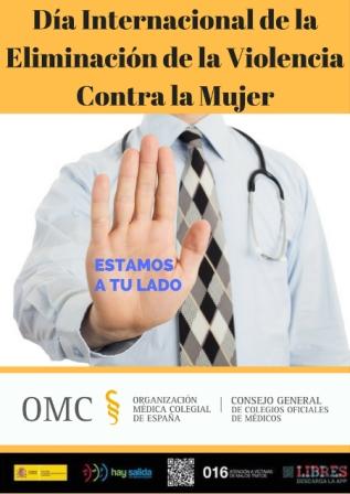 Renovar carné de conducir: Papel activo de los médicos en la prevención y detección de la violencia de género