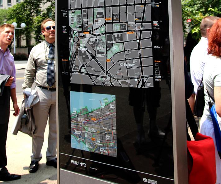 Renovar carné de conducir: Madrid renovará sus señales para peatones según el modelo de Nueva York