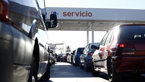 Psicotécnicos: Las provincias con la gasolina más barata y más cara