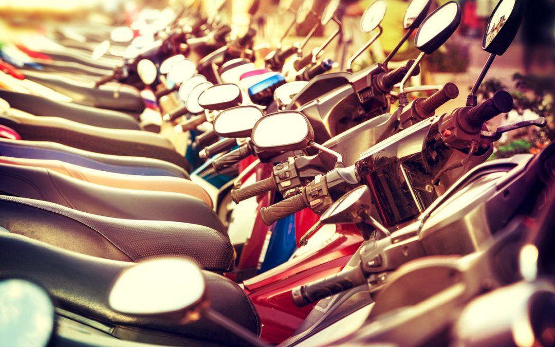 Renovar carné de conducir: Las motos ya no atraen tanto a los jóvenes