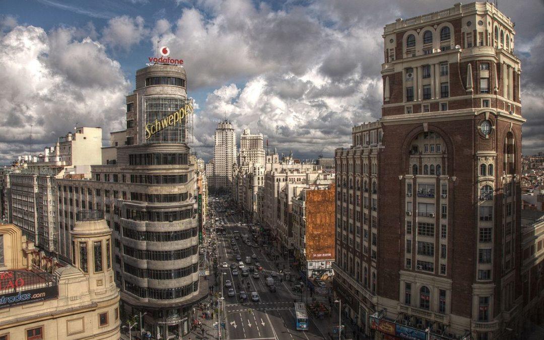 Psicotécnicos: Peatonalización de la Gran Vía de Madrid: cómo y porqué