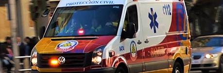 Psicotécnicos: ¿Qué hago si se acerca una ambulancia?