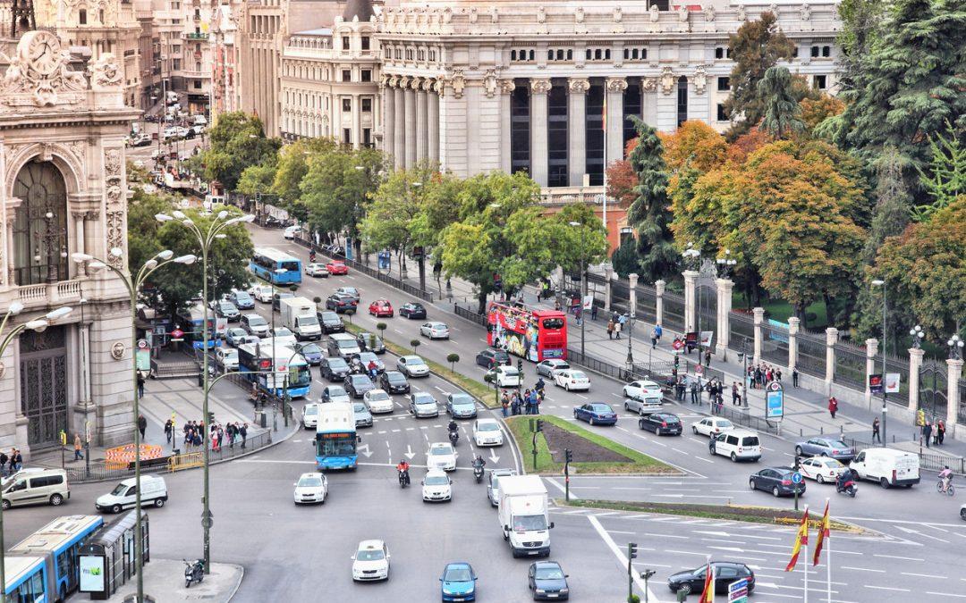 Psicotécnicos: La nueva ordenanza de movilidad en Madrid da protagonismo a ciclistas y peatones