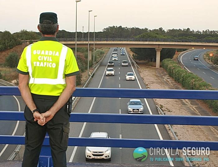 Psicotécnicos: Así se prepara la Guardia Civil para la Operación Especial Semana Santa 2018