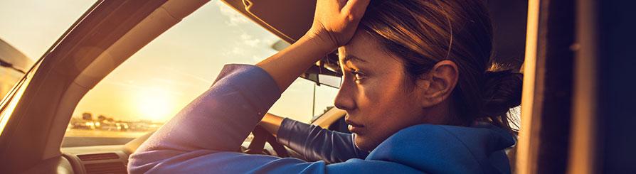 Renovar carné de conducir: Anemia y sus cuidados al volante