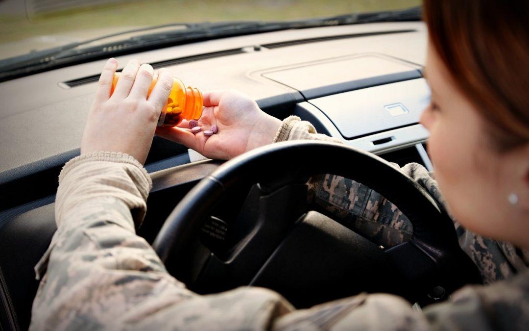 Renovar carné de conducir: ¿Puedo tomar antihistamínicos y conducir?