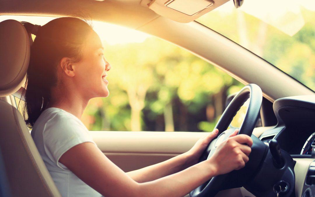Psicotécnicos: Mujer al volante, seguridad constante