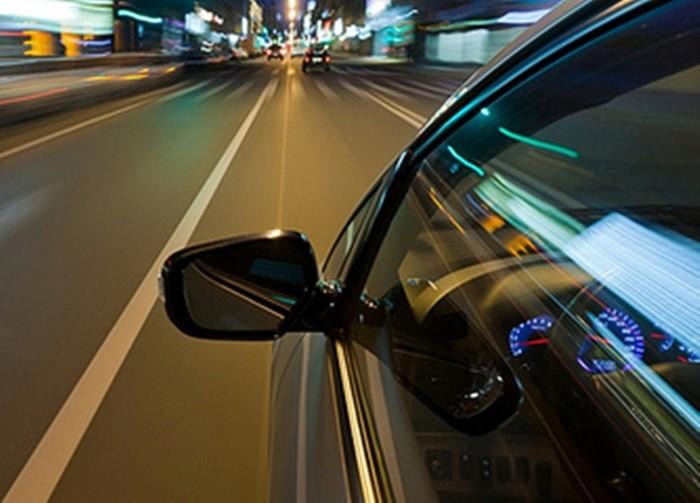 Renovar carné de conducir: Aceleración y frenado