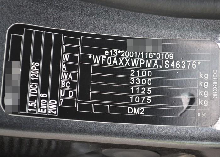 Psicotécnicos: ¿Qué es el VIN o identificación del vehículo?