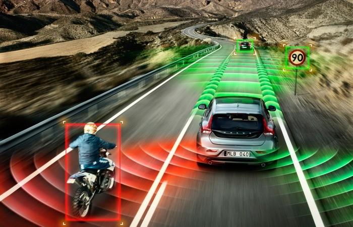Renovar carné de conducir: Sistemas para evitar el ángulo muerto de los espejos