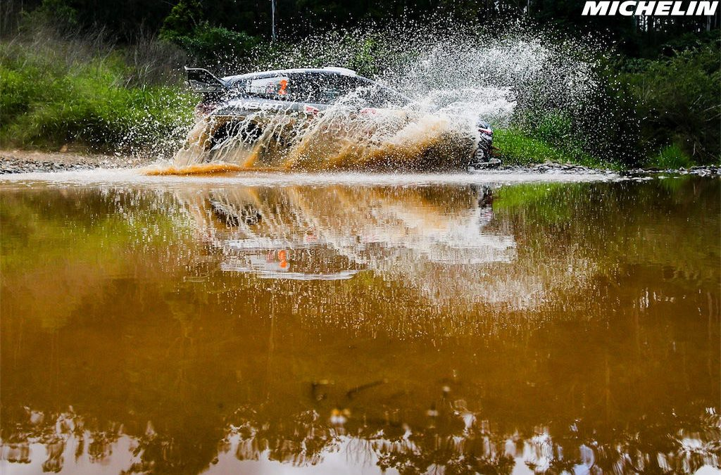 Psicotécnicos: ¿Cúales son las cualidades de un neumático de rally?