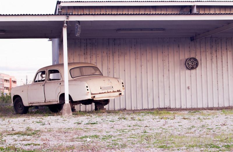 Psicotécnicos: La edad de tu vehículo, clave en un accidente