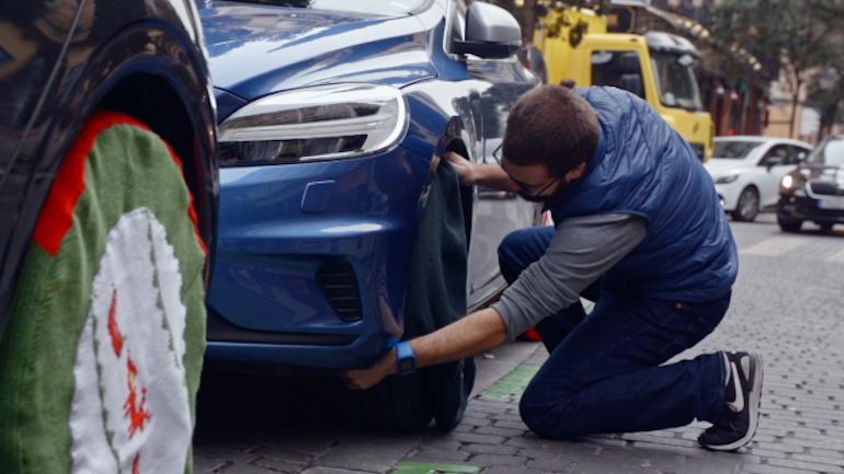 Renovar carné de conducir: ¿Un jersey para tus neumáticos?