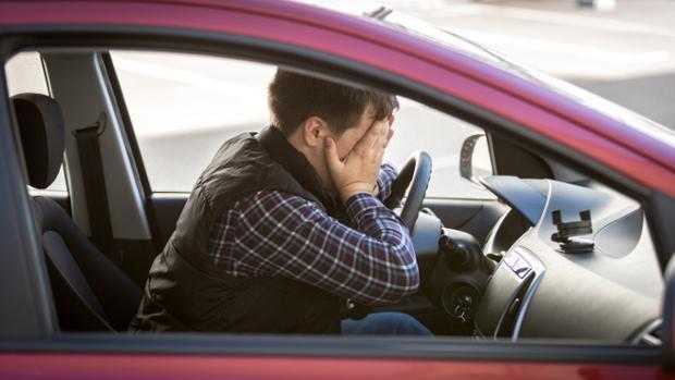 Psicotécnicos. Amaxofobia: cómo superar un trauma que sufre más del 28% de los conductores