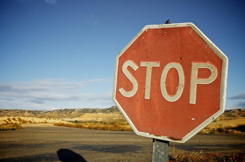 Psicotécnicos: Las señales de tráfico tal y como las conocemos, ¿están en peligro de extinción?