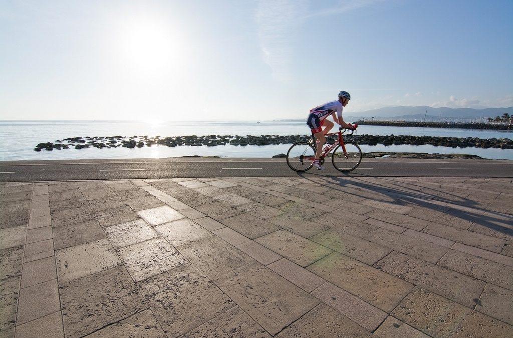 Renovar carné de conducir: Accidentes y bicicletas, ¿qué hacer si me caigo de la bicicleta en ciudad o carretera?