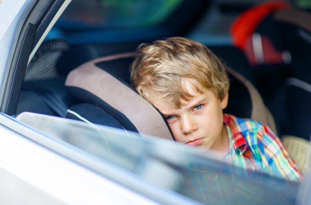 Psicotécnicos: Italia hace obligatorio el sensor antiolvido en el coche