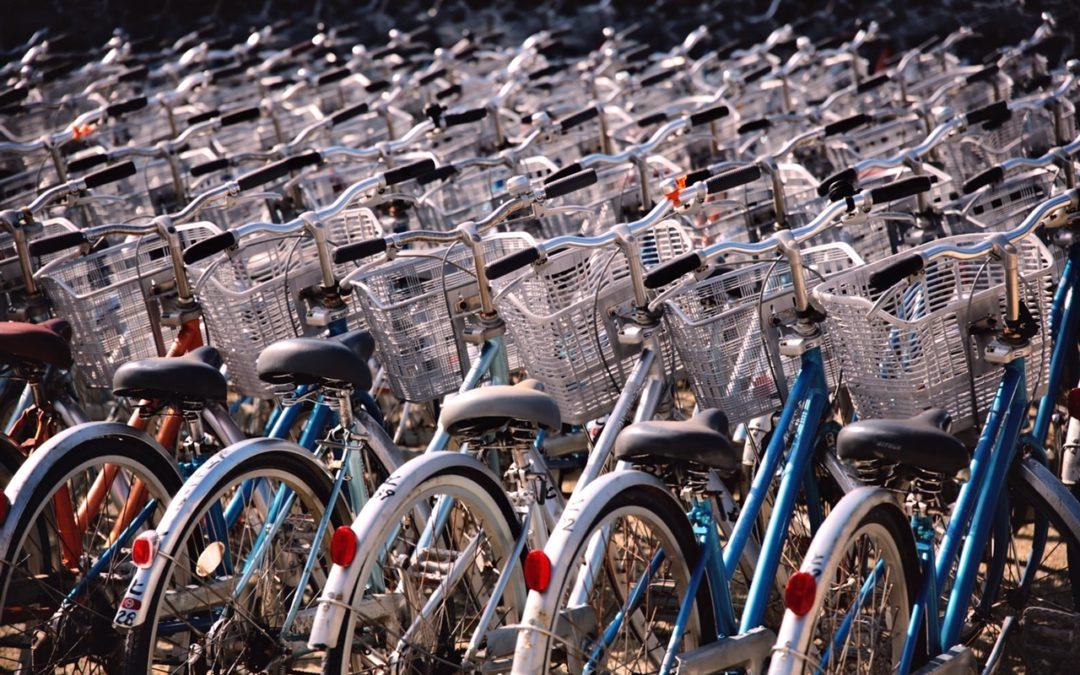 Psicotécnicos: 20 millones de españoles usan la bicicleta con frecuencia